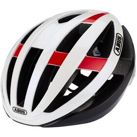 ABUS Viantor Casque pour vélo de route, blaze red